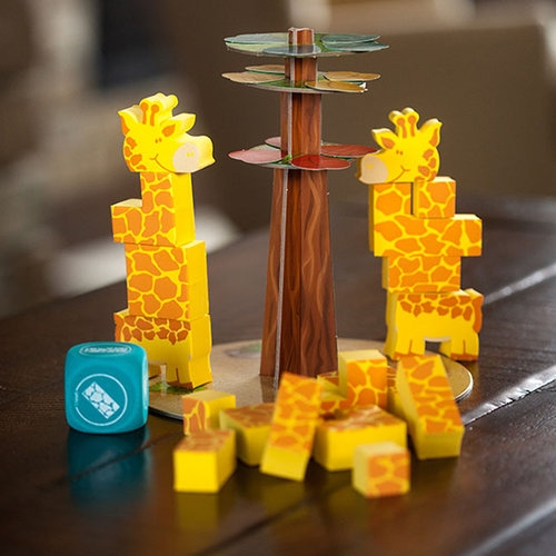 Gra Głodne Żyrafy