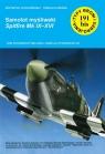 Samolot myśliwski Spitfire Mk IX-XVI Krzysztof Chołoniewski, Romuald Iwański