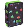 Coolpack - Jumper XL - Piórnik podwójny z wyposażeniem - Pixels (C77233)
