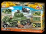 Small Army Czołg T34/85 Czterej Pancerni i pies (Uszkodzona okładka)