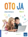 Oto Ja 2 Edukacja informatyczna Podręcznik z płytą CD Edukacja