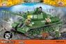 Cobi: Mała Armia WWII. Czołg T34/85 Czterej Pancerni i pies - 2486