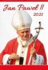 Kalendarz 2021 Ścienny Jan Paweł II