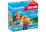 Playmobil City Life: Pierwszoklasiści (4686) Wiek: 4+