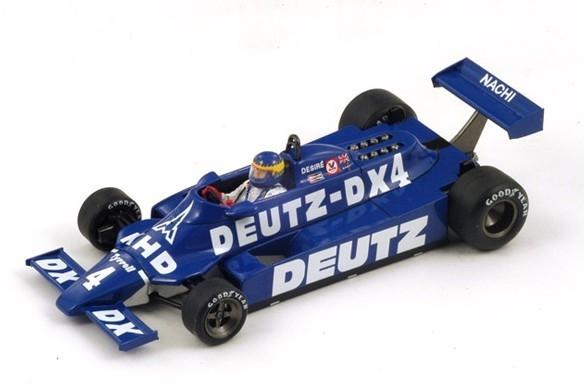 Tyrrell 010 #4 Desire Wilson