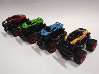 Transformer auto terenowe metalowe