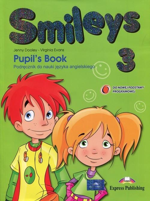 Smileys 3 Pupil's Book + eBook Dooley Jenny, Evans Virginia