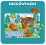 Puzzle ramkowe 21: Niedźwiadki (DOPR300221)