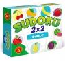 Sudoku 2x2 Owoce (2286)<br />Wiek: 6+