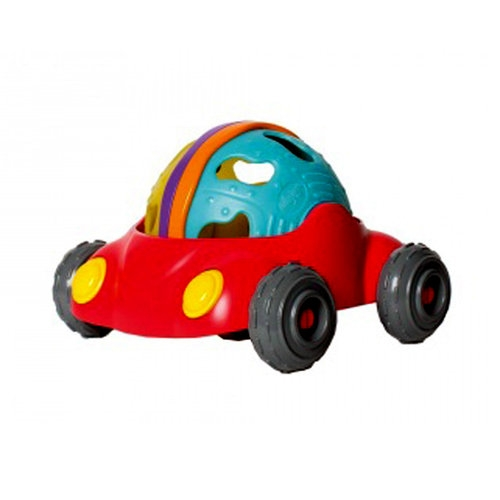 Zabawny samochodzik