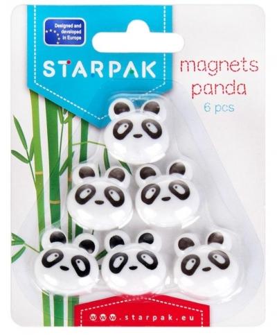 Magnes Panda - 6 szt. (398962)