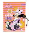 Pamiętnik z kłódką Minnie Mouse (607686)