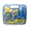 Zestaw lekarski w walizce niebieski (Q1495)