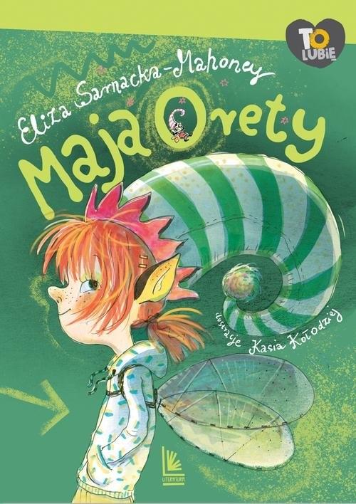 Maja Orety Sarnacka-Mahoney Eliza