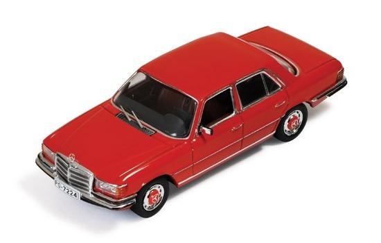 IXO Mercedes-Benz 450 SE L (W116) 1975