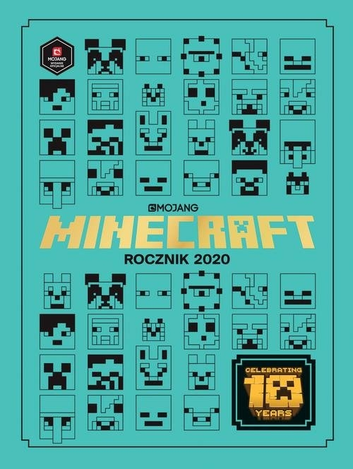 Minecraft Rocznik 2020 Milton Stephanie, Riordan Jane