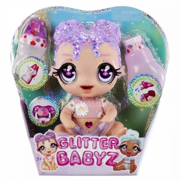 Lalka Glitter Babyz Flower (574835EUC/574866)