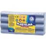 Plastelina Astra, 1 kg - błękitna (303111014)