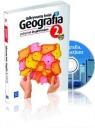 Odkrywamy świat 2 Geografia Podręcznik z płytą CD
