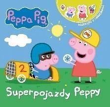 Świnka Peppa. Opowiadania z.. Superpojazdy Peppy praca zbiorowa