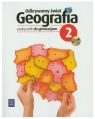 Odkrywamy świat 2. Geografia. Podręcznik z płytą CD