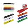 Metalowy długopis   A02.3204.90 z gumką do ekranów dotykowych.