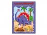Kolorowanka A4 Dinozaury