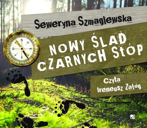Nowy ślad Czarnych Stóp (Audiobook) Szmaglewska Seweryna