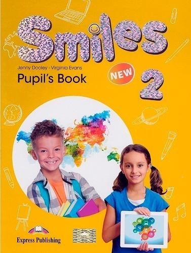Smiles New 2 PB wer.wieloletnia EXPRESS PUBL. Jenny Dooley, Virginia Evans