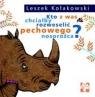 Kto z was chciałby rozweselić pechowego nosorożca? (Uszkodzona okładka)