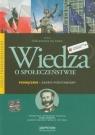 Wiedza o społeczeństwie Podręcznik Zakres podstawowy szkoła Smutek Zbigniew, Maleska Jan