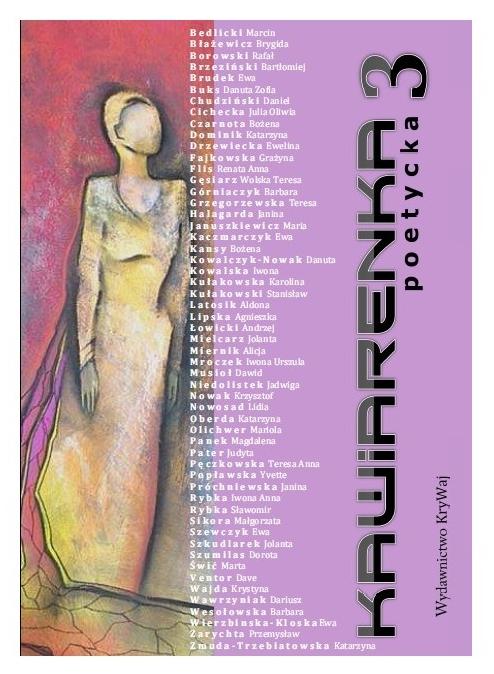 Kawiarenka poetycka 3 Antologia Praca zbiorowa
