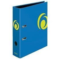 Segregator A4 8cm Active Blue col.BL
