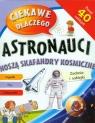 Ciekawe dlaczego astronauci noszą skafandry kosmiczne