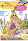Disney Księżniczka Koloruję rozwiązuję