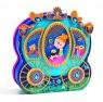 Magnetyczne puzzle kareta Carossimo (DJ03082)