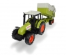 Traktor Claas z przyczepą 36cm