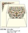 Papeteria Wallet 6 kopert i 6 papierów listowych FZN 986