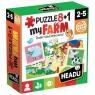 Pierwsze puzzle - Farma