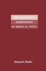 The Religious Dimensions of Biblical Texts