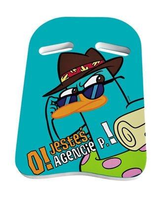 Deska pływacka Vision One Disney Fineasz i Ferb (DY12_FF_DES_02)