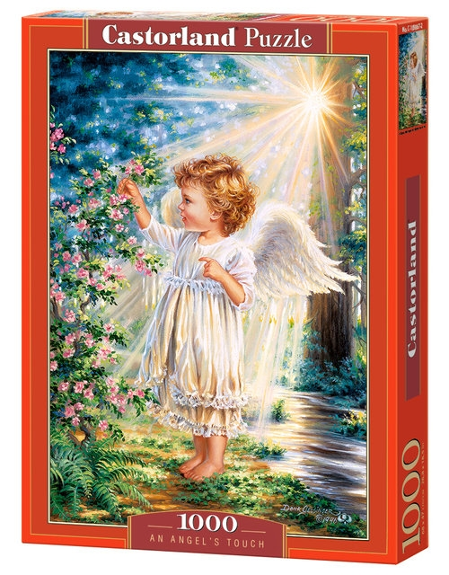 Puzzle 1000: An Angel's Touch (C-103867)