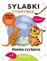 Sylabki Tygryska. Nauka czytania Poziom 2. Zeszyt 2