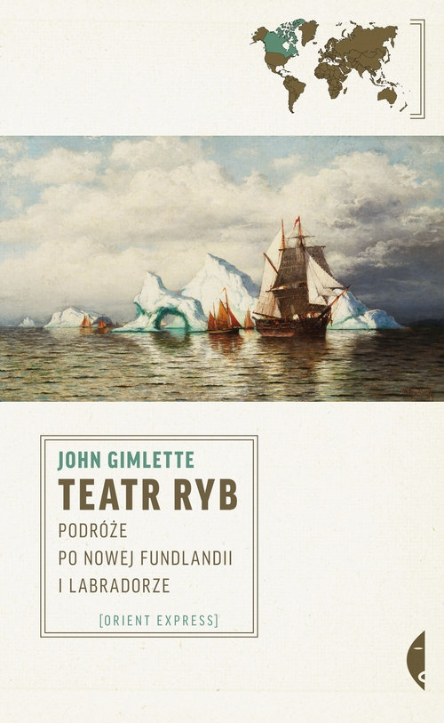 Teatr ryb Gimlette John