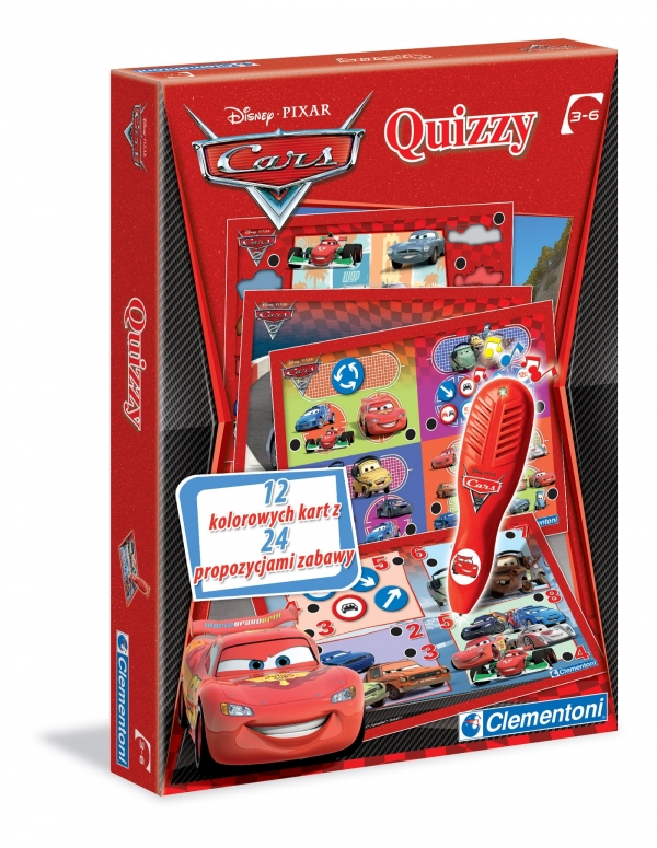 Cars Quizy (60705)