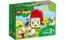 Lego Duplo: Zwierzęta gospodarskie (10949)