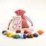 Kredki Crayon Rocks Valentine bag 20 kredek