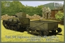 Type 94 Japanese Tankette with trailers (72045)