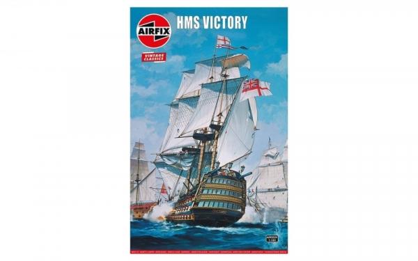 Model plastikowy Statek HMS Victory (09252V)