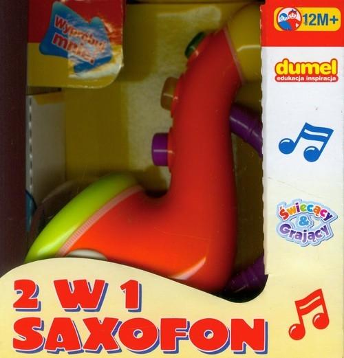 Saksofon 2w1